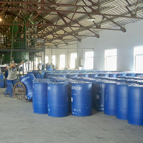 金属钝化剂在炼油工业方面的两个应用